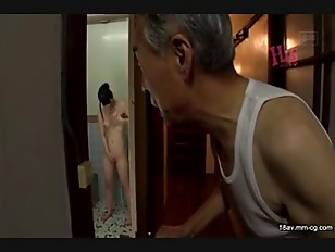 HND-205-[中文]正值青春期的孫女與爺爺的中出性愛不斷掃墓節 上原亞衣