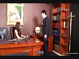 SSR-076-[中文]用散發費洛蒙的性感身材和令人發情的緊身衣把聽話的部下調教成性奴隸的美人女社長 事原美由