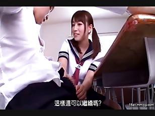 MIDE-236-[中文]吸吮學生會長 初川南
