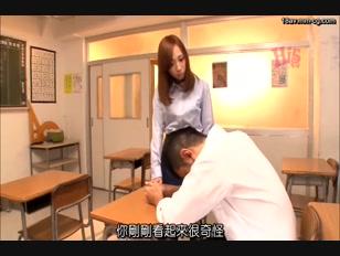 SNIS-525-[中文]我被學生侵犯了。菜菜葉