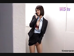 DEP-006-[中文]那個女孩竟然是悶騷色女!?