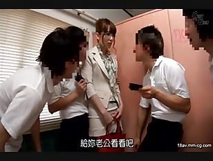 GVG-134-[中文]性感POA會長與不良少年學生會 波多野結衣