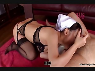 DVAJ-0064-[中文]性感內衣家政婦 長瀨麻美