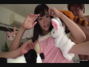 ONEZ-057-[中文]東京某有名大學的美少女A片出道! 栗山綾香