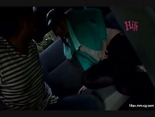 DEP-004-[中文]穿著半透明的瑜珈褲在街上走的女生讓人想侵犯,結果是個淫蕩女!!