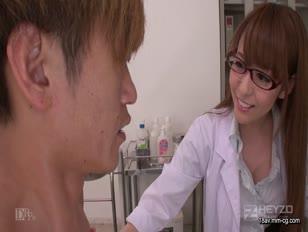 HEYZO-1465-[無碼]最新heyzo.com 1465 淫穢保健醫神秘的健康診斷 朝桐光