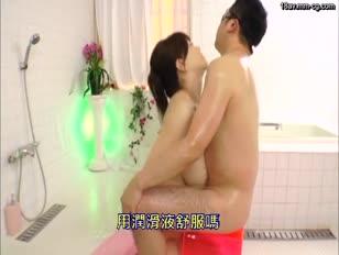 HND-066-[中文]淫亂的肉體真實中出泡泡浴女郎 沖田杏梨