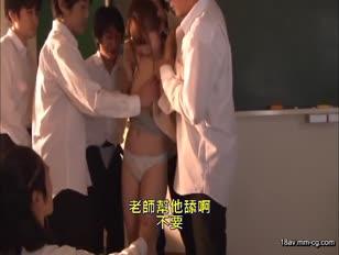 MIDE-098-[中文]女教師強暴輪姦 木下