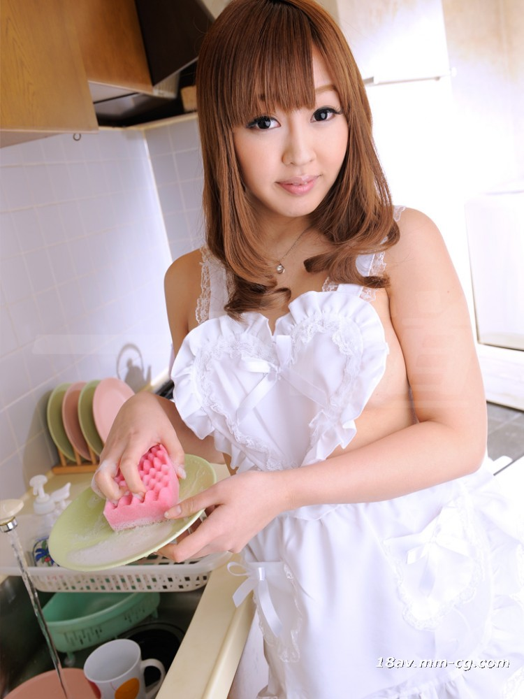 """The latest one 092212_434 Aoyama Nami """"You come back soon! Newly married life"""""""