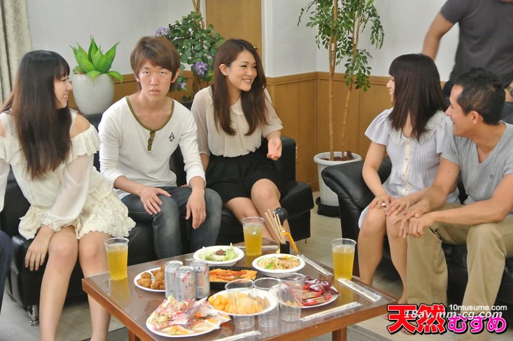最新の天然素人091713_01がパーティを盛り上げました!集合的に恋をするアマチュア娘、Zhong Zhi Zhimei、Asano、そしてMakura Jingxiang