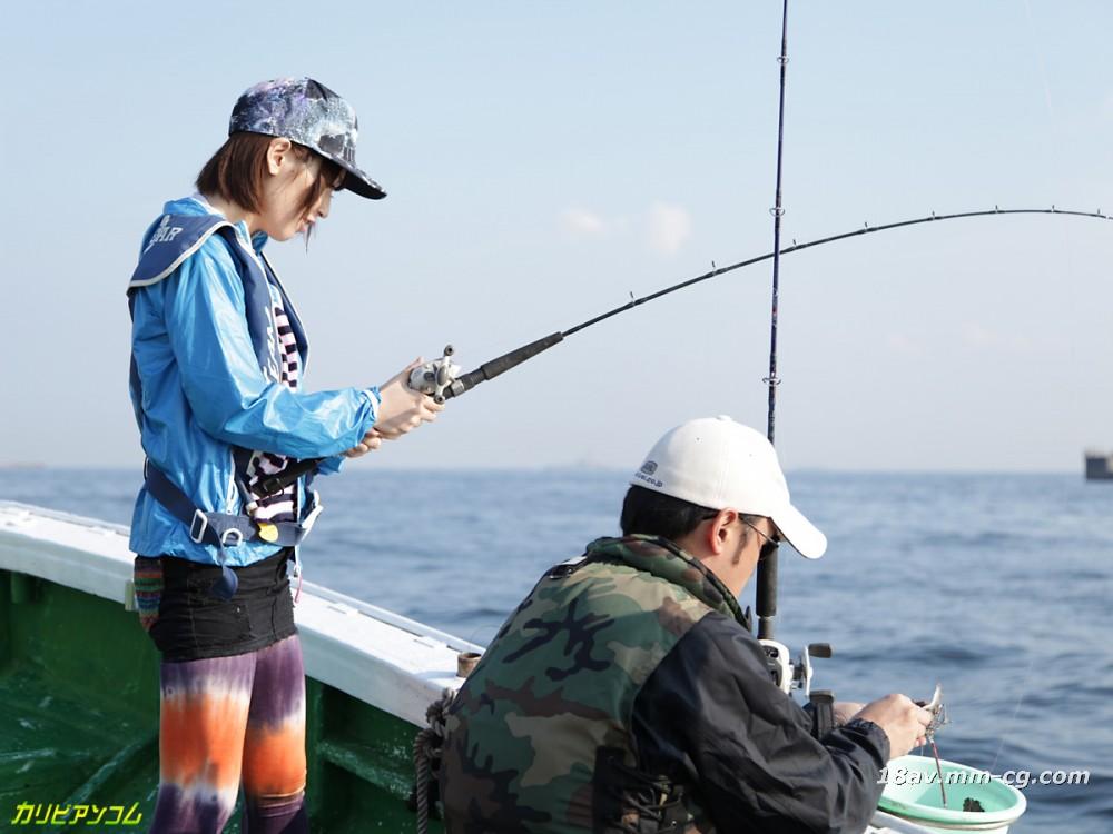 最新のカリブ海012414-529海釣り大会PART1もみじ花、さくら