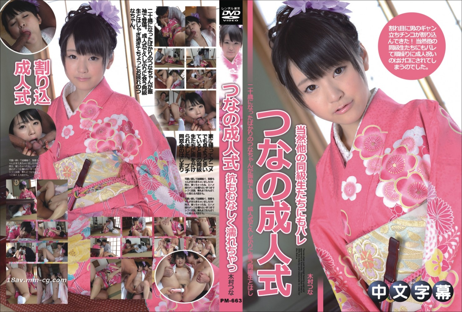 无码中文 PM-663 Kimura's adult style