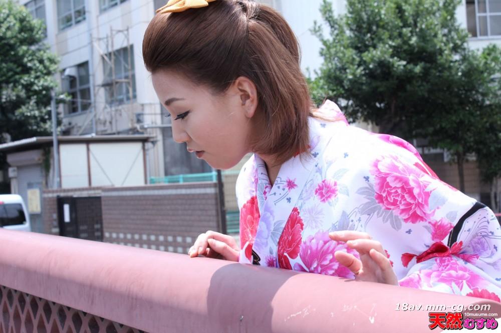 The latest natural amateur 093014_01 kimono beauty girl graduation ceremony