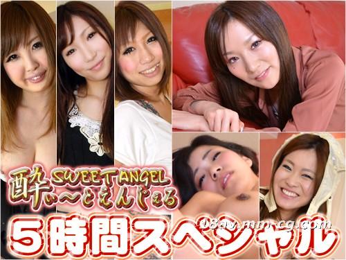 最新gazichin!4037273 SWEETエンジェルスペシャル5時間Part6-8