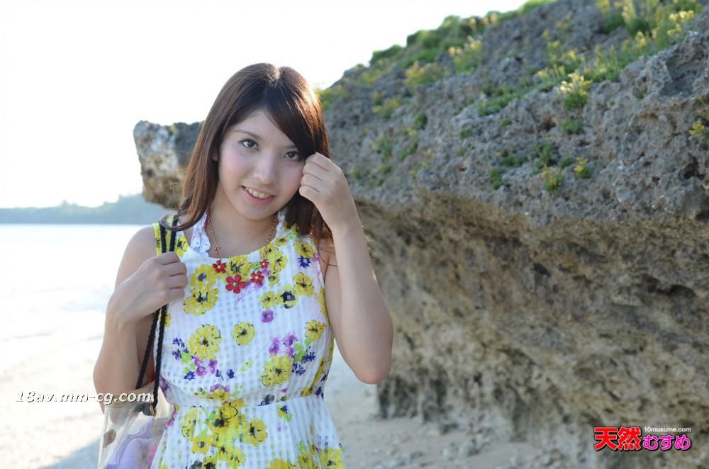 The latest natural amateur 012215_01 South China beauty beach shooting experience Ge Xi Yu Li