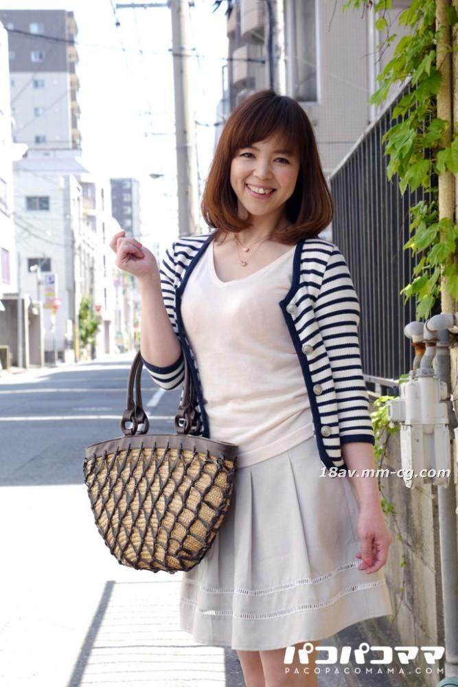 Latest pacopacomama 052115_417 Classy beauty big breasts Michiko Takakura