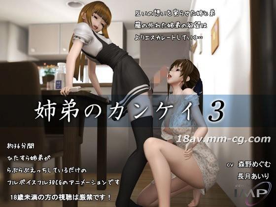 [3D] sister and sister Kankei 3 [Yoto cherry subtitles]