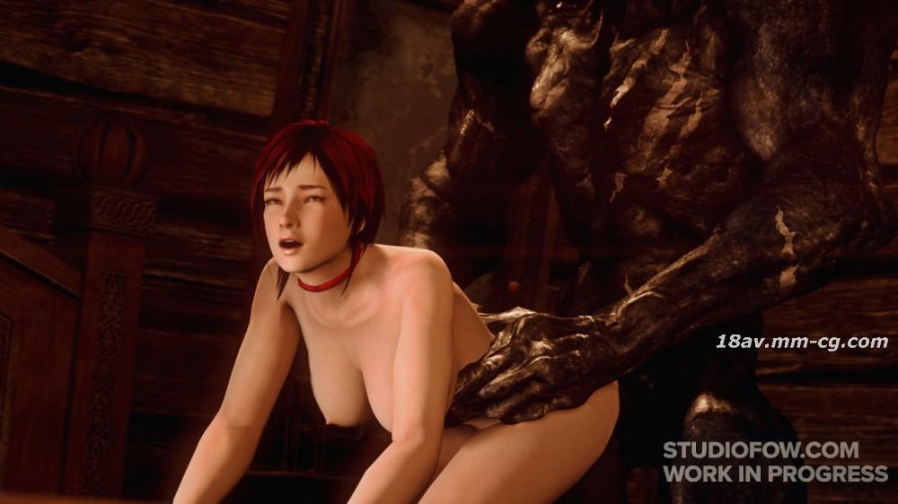 [3D] Mila Red Riding Hood [Yokura Subtitles Set]