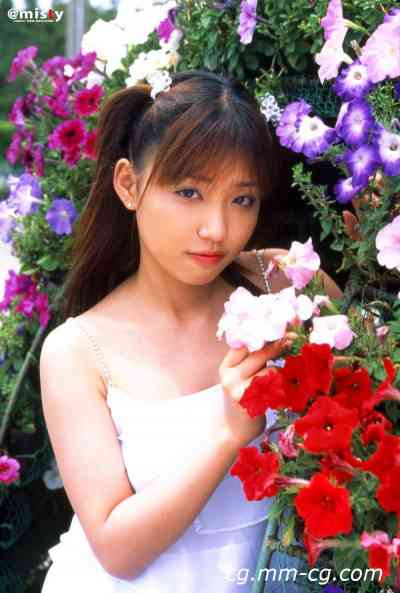 mistyPure Idol Collection 2004.09.03 Yuri Kimura 木村百合 Vol.01