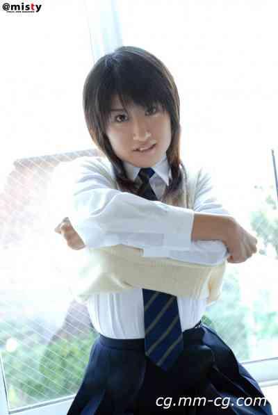 mistyPure Idol Collection 2007.02.09 Chika Ohshiro 大城ちか Vol.02