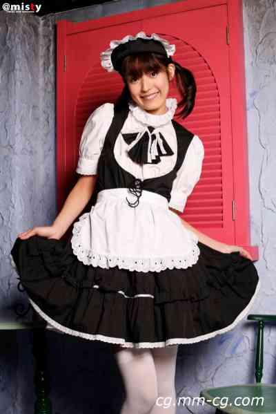 mistyPure Idol Collection 2008.06.06 Aya Kuroda 黒田彩 Vol.02
