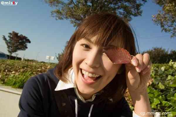 mistyPure Idol Collection 2008.06.27 Marina Kushi 久志麻理奈 Vol.01