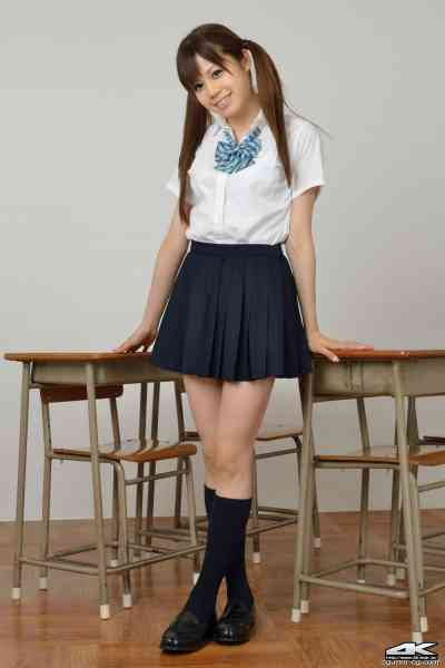 4K-STAR No.00087 Asuka Nakano 中野あすか School