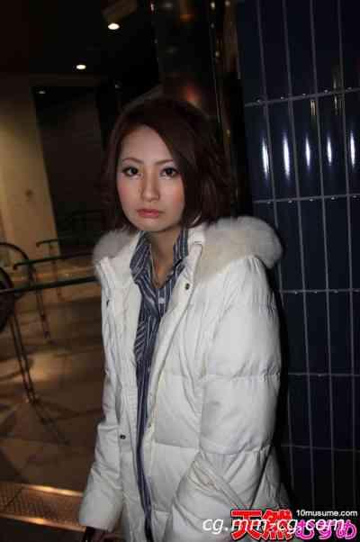 10musume 2012.01.05 天然素人 ガチナンパ ご飯よりモデル撮影に興味津々の19才 相川すみれ