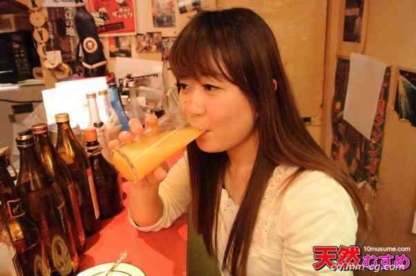 10musume 2012.06.13 居酒屋 宮崎アンナ