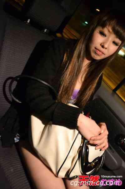 10musume 2012.09.07 車の振動で揺れる色白な18才の乳房 高橋なつみ