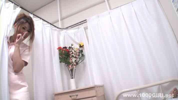 1000giri 2012-10-03 Misuzu 騎乗位オナニー「ナースによる生物玩具」ミスズ