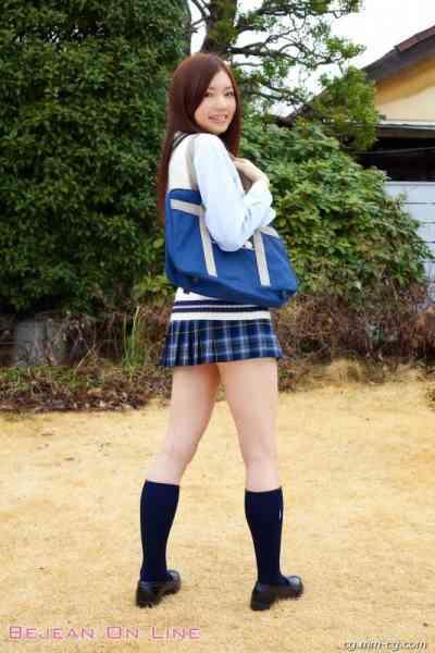 Bejean On Line 2010-04 [Jogaku]- Yuuna Shirakawa