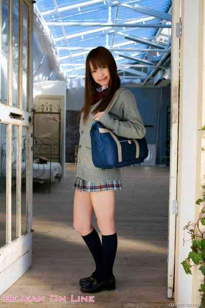 Bejean On Line 2012.05 私立Bejean女学館 - 前島美月 Mizuki Maejima