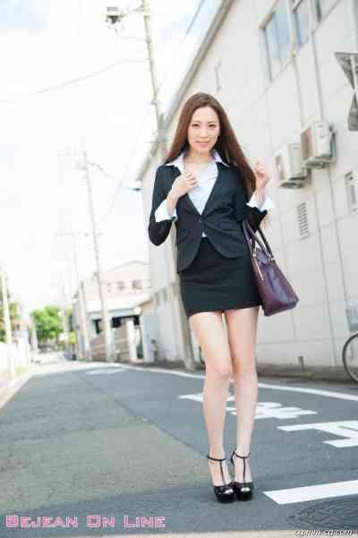 Bejean On Line 2012.12 Cover Girl - 小川あさ美 Asami Ogawa