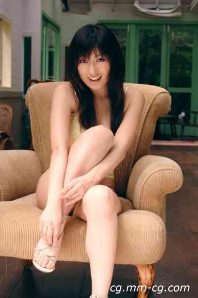 DGC 2005.10 - No.168 - Yoko Kumada 熊田曜子