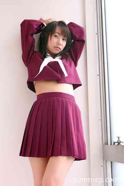 DGC 2005.12 - No.206 - Yurina Itou 伊藤ゆりな