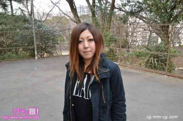 Gachinco gachi444 2012.02.21 19歲的暴乳露出 REINA