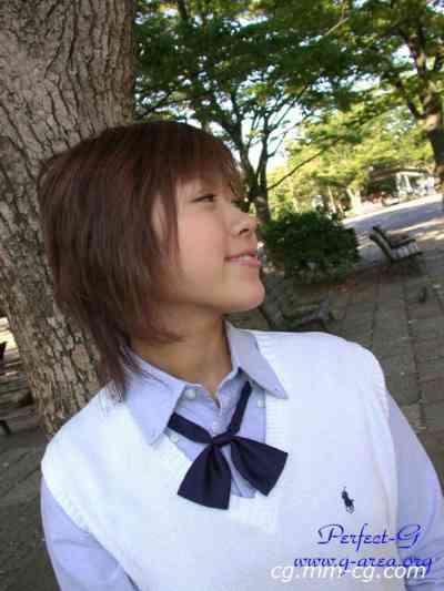 G-AREA No.012 - mari  まり 19歳 B88 W62 H89