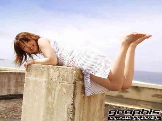 Graphis Gals 014 Hitomi Hayasaka (早阪ひとみ)