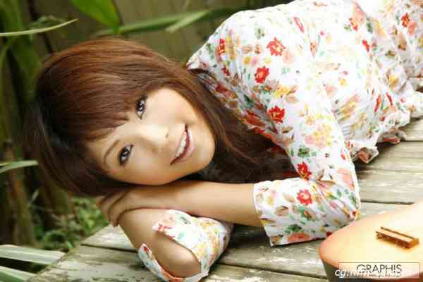 Graphis Gals 132 Azumi Harusaki (春咲あずみ)