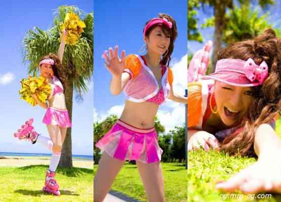 image.tv 2007.12.07 - Yuka Koide 小出由華 - Colorful World