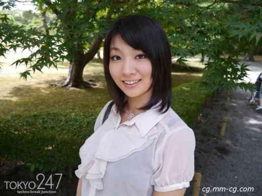 Maxi-247 GIRLS-S GALLERY MS412 Kana 大堀香奈