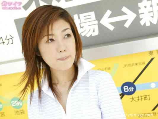 Mywife No.007 松田ゆりえ Yurie Matsuda