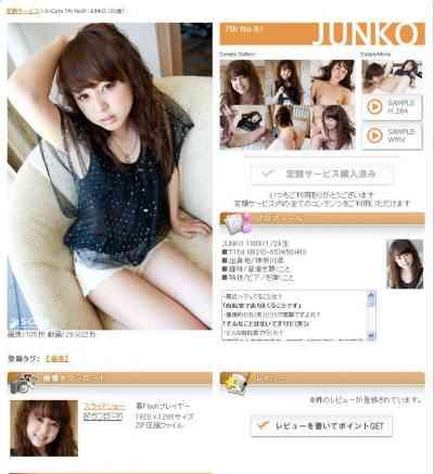 S-Cute _7th_No.61JUNKO
