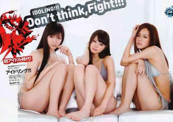 Weekly Playboy 2011 No.28 石原さとみ アイドリング!!! ももいろクローバーZ SUPER☆GiRLS 中村一 Rio