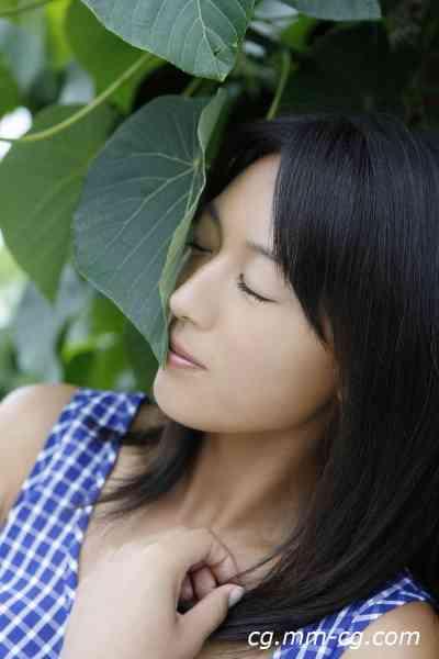 YS Web Vol.357 Miwa Asao 浅尾美和 ビーチの妖精、まどろみの休日