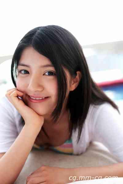 YS Web Vol.410 Umika Kawashima 川島海荷 『夏少女、咲きます!』