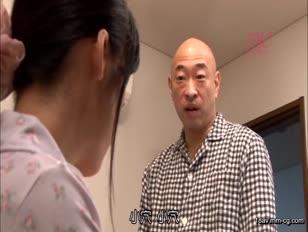 JUX-418-[中文]被老公主管調教的人妻 岡笑霞